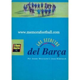 """""""Los secretos del Barça"""" 1996"""