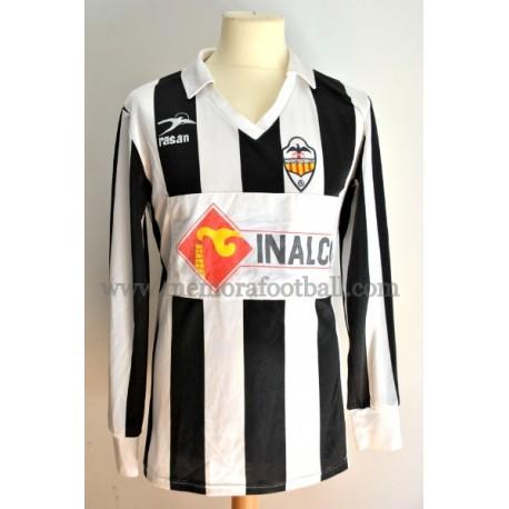 CD Castellón Spanish League 2ª Div 1986-87