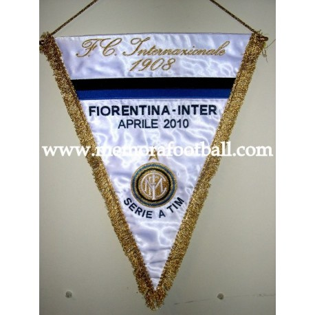 Fiorentina vs Inter 2010
