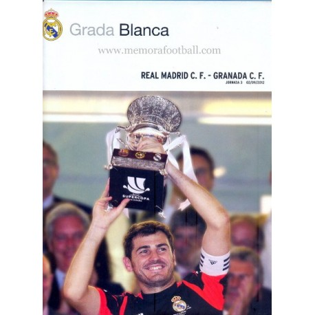 Real Madrid CF vs Granada CF 2012-2013
