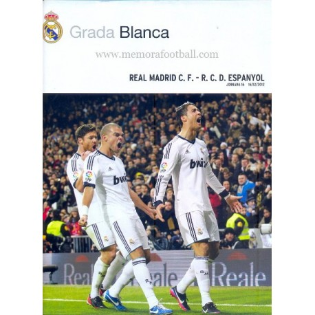 Real Madrid CF RCD Espanyol LFP 2012-2013