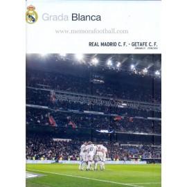 Real Madrid CF vs Getafe CF 2012-2013