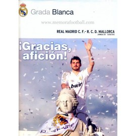 Real Madrid CF vs RCD Mallorca LFP 2011-2012