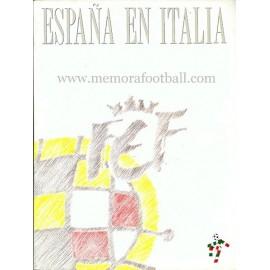 """España en Italia"" 1990"