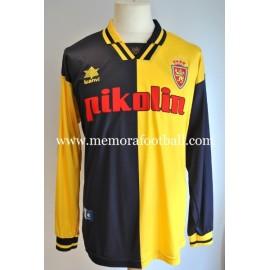 """J. MARTÍNEZ"" Real Zaragoza LFP 1999/00"