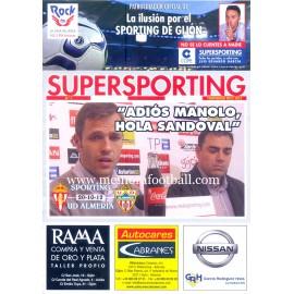 Sporting de Gijón v UD Almería 20-10-2012