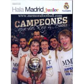 HALA MADRID JUNIOR  nº35, 2012