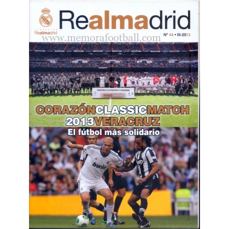 REAL MADRID (Official magazine) nº43, 2013