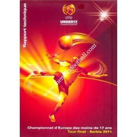 UEFA Campeonato de Europa Sub 17 Informe Técnico Oficial