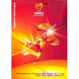 UEFA Campeonato de Europa Sub 17 - Slovenia 2012