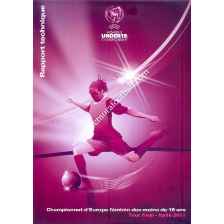 UEFA Women´s Under 19 Championship - Italy 2011
