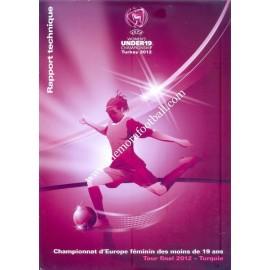 UEFA Campeonato de Europa Femenino Sub-19 - Turquía 2012