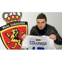 """ADRIAN COLUNGA"" Real Zaragoza 2009-2010"