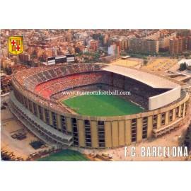 Camp Nou Stadium (FC Barcelona) 1970s