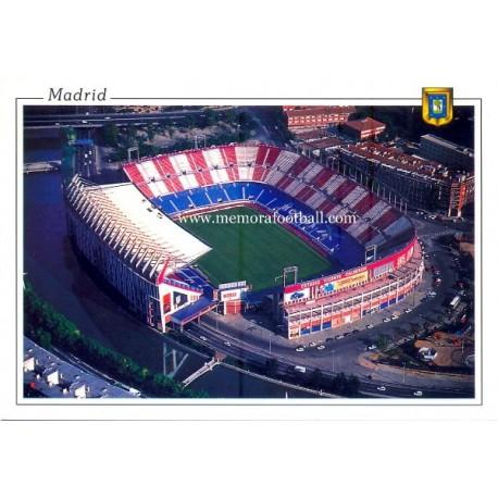 Santiago Bernabeu Stadium (Real Madrid CF) 1999