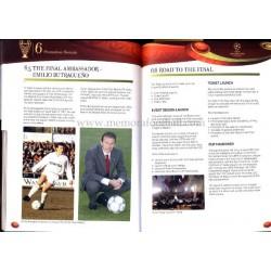 UEFA Champions League Madrid 2010 - Final Manual
