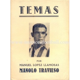"""TEMAS"" Manolo Travieso, 1957"