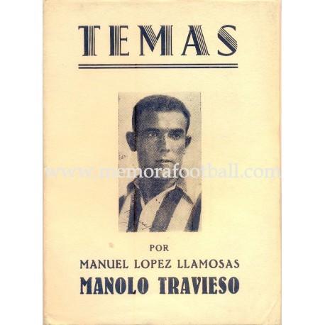 """""""TEMAS"""" Manolo Travieso, 1957"""