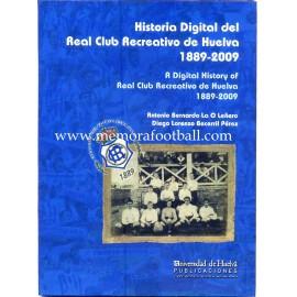 Real Club Recreativo de Huelva 1889-2009 digital history