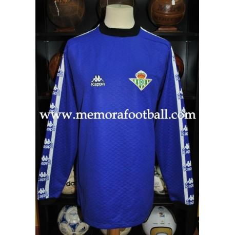 """TONI PRATS"" Portero del Real Betis Balompié LFP 1996/1997"