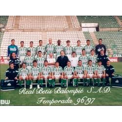 """""""TONI PRATS"""" Real Betis Balompié LFP 1996/1997"""