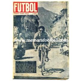 Revista FUTBOL, 13-10-1953 (Jesús Loroño)
