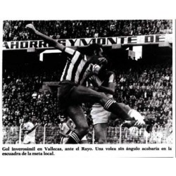 Rayo Vallecano vs Sporting de Gijón LFP 79/80
