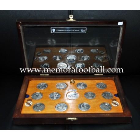 Real Madrid CF 2'002 Centennial coins