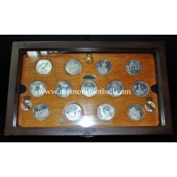Monedas del Centenario del Real Madrid CF 1902-2002