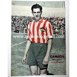 COBO Atlético Aviación 1940s
