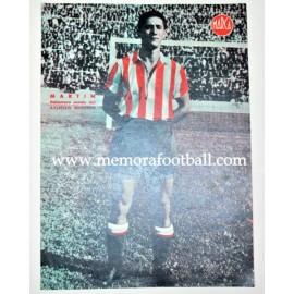 GABILONDO Atlético Aviación 1940s