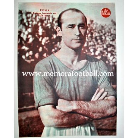 VILLITA Real Oviedo 1940s