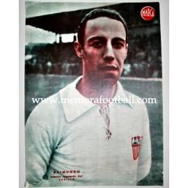 ALCONERO Sevilla FC 1940s