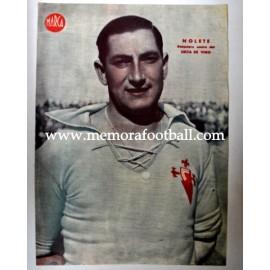 FUENTES Celta de Vigo 1940s