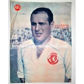 MARTÍNEZ-CATALÁ Real Zaragoza 1940s