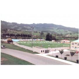 Las Callejas Stadium, Villaviciosa (Asturias, Spain)