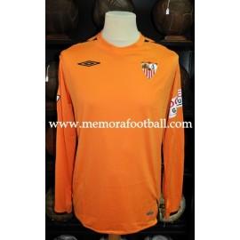 """BETO"" Goalie Sevilla CF LFP 2012-2013"