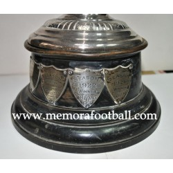 Football Trophy, England 1913