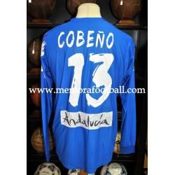 """""""COBEÑO"""" Sevilla FC LFP 2006-07"""