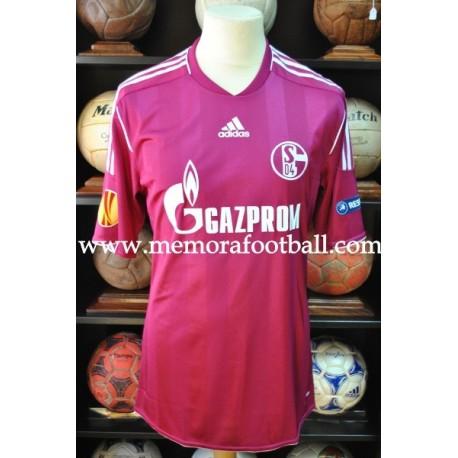"""RAÚL"" Schalke 04 Uefa Cup 2011-12"