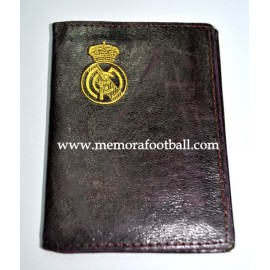 Carnet de socio del Real Madrid CF 1960