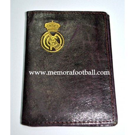 1960 Real Madrid CF membership card