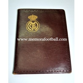 1954 Real Madrid CF membership card