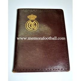 Carnet de socio del Real Madrid CF 1954