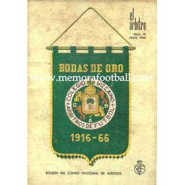 EL ÁRBITRO 1965 nº8