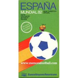 Official Guide of  FIFA World Cup 1982
