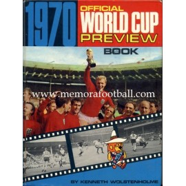 1970 World Cup Official Preview Book (1969)