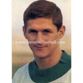 Max Lorenz (Werder Bremen) 1960s postcard
