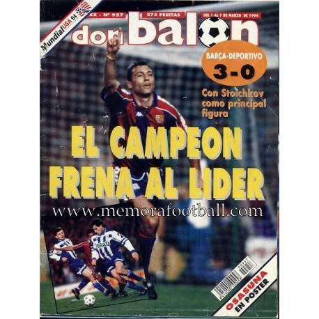 DON BALON nº 957 1 -7 March 1994