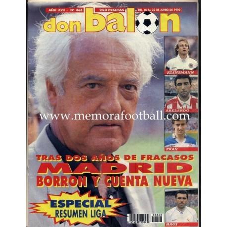 DON BALON nº 868 1992
